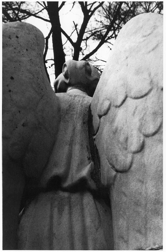 From the series: When He Started Seeing Angels.